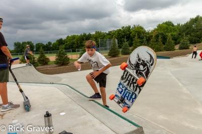 8/18 Eagan Skate Park Opening