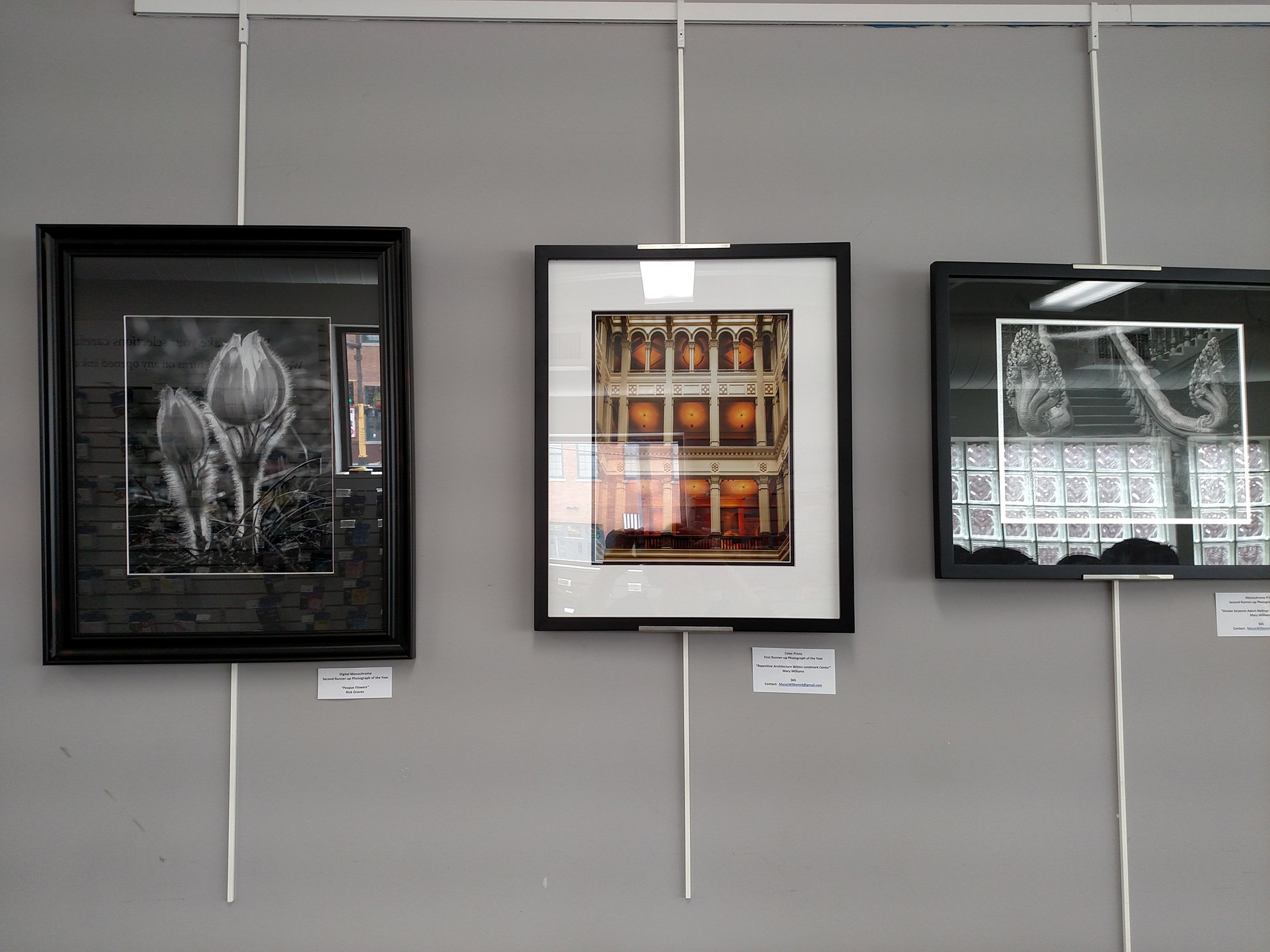 West Photo Exhibit of 2019 Year End Winners
