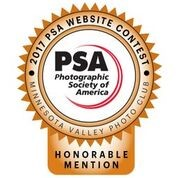 Honorable Mention - 2017 PSA Photography Contest